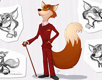 CHARACTER DESIGN (proyect)