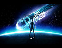 Crystals - Nike mercurial superfly CR7