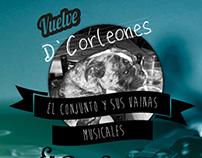 Poster Banda D`Corleones