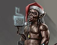 Santa's Sleigh Technician
