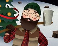 Christmas Card - 2014