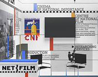 Net-Film — Russian Newsreel Archive