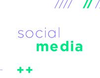 Social media Univel - 2016