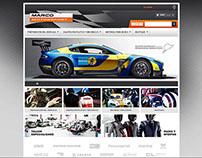Marco Motorsport Identity