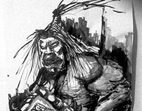 World of Warcraft Ink Works