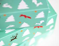 Mon Bon. Christmas campaign.