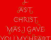 Last Christmas... (Vizkultura poster)