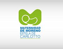 Marca/Identidad | Maternidad de Moreno