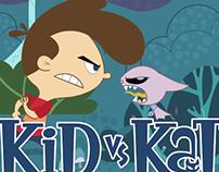 """Kid vs Kat (TV series): """"Hypno Kat"""""""
