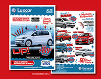 Flyers/Folletos | LUXCAR