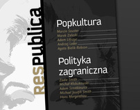 Respublica (magazine layout)