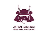 Japan Samuri Branding