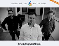 revision6 Webdesign