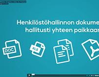 Motion Graphics video for Festum