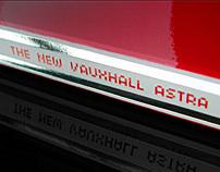 Vauxhall Astra Media Kit