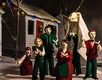 Caroling on Samhain