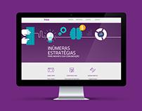 Agência Trizco - Website Institucional