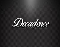 (Agency) Decadence Australia Web Desktop & Mobile