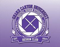 GCU Design Club Crest