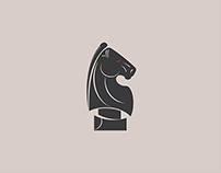 Strategy Knight Icon