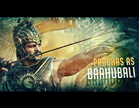 MOTION GRAPHICS for BAAHUBALI MAKING VIDEO