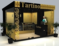 Tartino booth ( smart village )