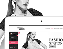 Fashion eCommerce UI / UX Design