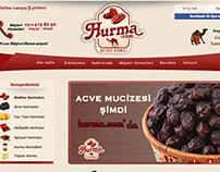 Hurma.com Web Desing