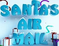 SANTA'S AIR MAIL