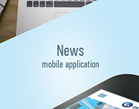 News mobile application