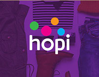 Hopi - Web Design