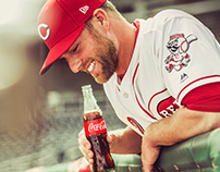 Coca-Cola Sports Marketing Activation For Retail