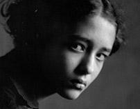 Two Portraits of Chingiz Khan's daughter