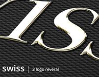 Swiss Logo | Gold & Silver