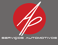 Identidade Visual - AP Serviços Automotivos