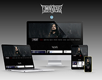 Demonstealer - Wordpress Powered Website