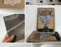 The Narrows book design