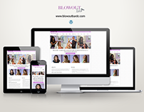 BlowOutBar DC - Wordpress Responsive Website