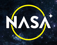 Nasa Logo Redesign Concept