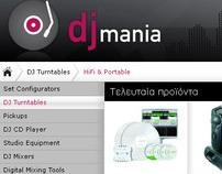 DJ mania