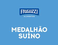 Projeto de Embalagem Medalhão Friguzzi