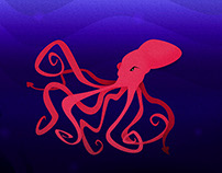 Illustration : Octopus evolution