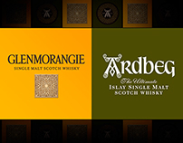 Glenmorangie & Ardbeg