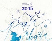 Felicidades 2015