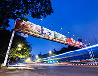 Outdoor Edge - Ad Spaces, Bangalore