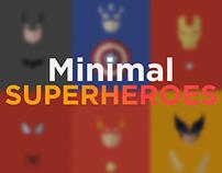 Minimal Superheroes!