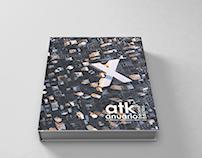 ATK Anuario Décima Edición 2015