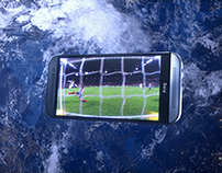 HTC ONE M8 - FALL TO EARTH
