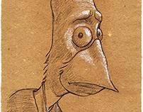 Schräge Vögel 1