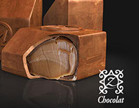 zChocolat - Branding, website & packaging